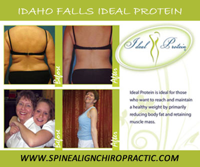 Spine Align Chiropractic Launches Idaho Falls Ideal Protein Weight